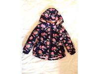 Girls Coat size 18-24monts
