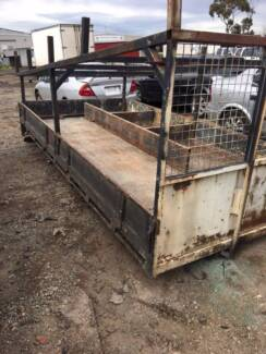Toyota Dyna TRAY FOR SALE EX CONCRETER TRUCK