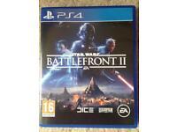 Star Wars battlefront 2. PS4