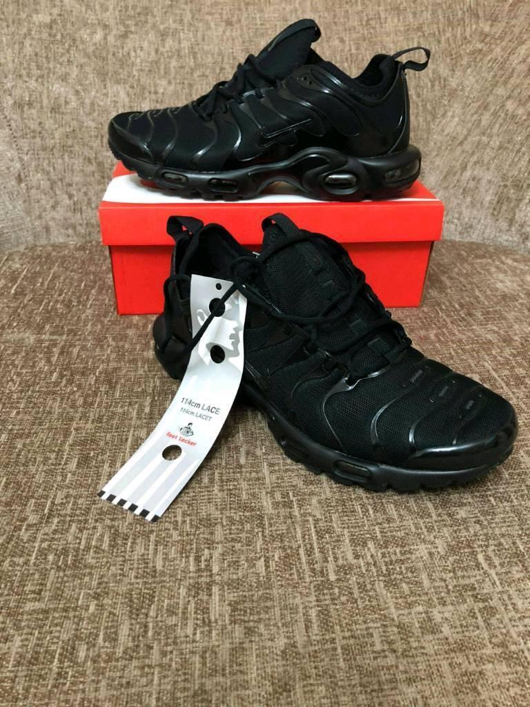 Nike TN Air Max Plus size 11 trainers  dbb66e52693e