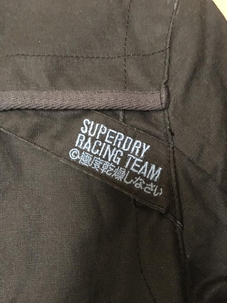 Girls superdry jacket (new)