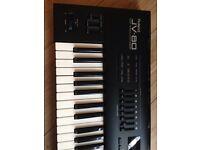Roland JV-80 Musical Synthesiser Keyboard.
