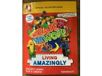 15x LEGO Sainsbury's 'Living Amazingly' Cards x15 for £1