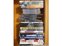 New & Sealed x4 DVDs,x16 DVDs,x18 DVDs Boxsets of 2