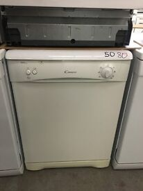 Zanussi full size dishwasher