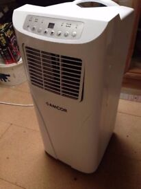 **AMCOR**PORTABLE AIR CONDITIONING UNIT / DEHUMUIDIFIER / FAN **12000 BTU**COLLECTION**NO OFFERS**