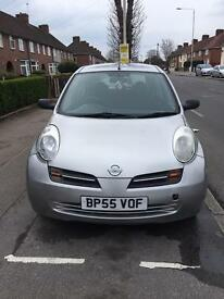 NISSAN MICRA 1 LATER