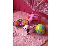 Learning toys & robo dog!