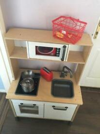 Kids IKEA wooden kitchen £20