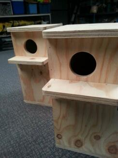 CONURE NEST BOXES NEW
