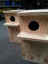 CONURE NEST BOXES NEW North Haven Port Adelaide Area Preview