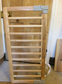 Babydan Wooden Bed Guard Rail