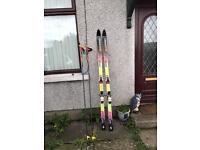 Xm Blizzard skis