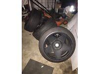 No offers 5x112 3sdm 18 vw Audi merc wheels