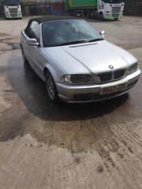BMW 330ci auto low miles