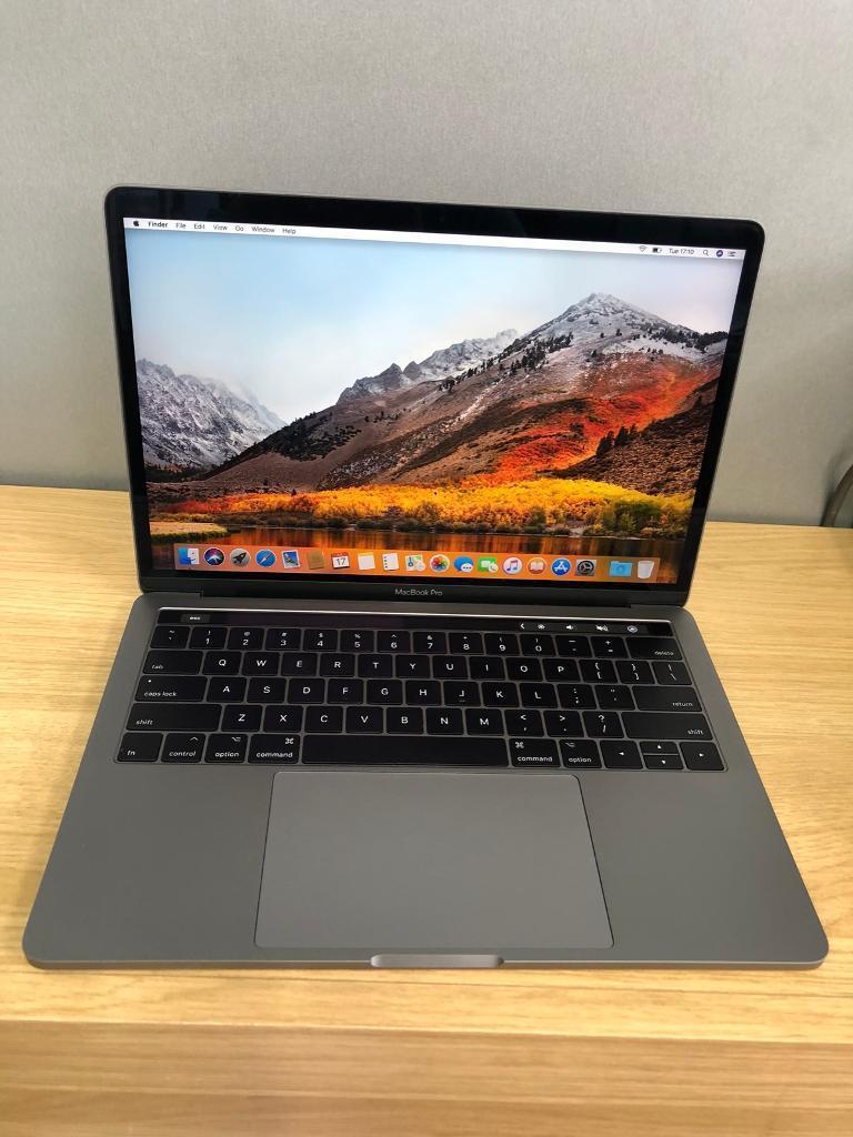 "MacBook Pro 2017 13"" Touchbar Core i5 3 1GHz 8GB RAM 256GB SSD  Apple  Warranty | in Bradford, West Yorkshire | Gumtree"