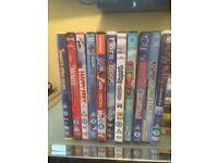 11 dvd Films for kids