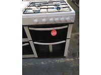 Logik Gas cooker (60cm) *Ex-Display* (12 months warranty)