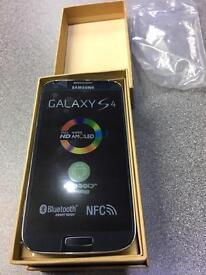 Brand new Samsung galaxy s4 unlock