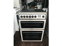 hotpoint 60cm electric cooker immaculate condition