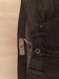Men's next slim fit jeans 34L