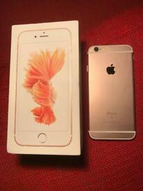 Apple Iphone 6S Rose Gold 64 GB EE