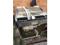 Free BOSCH integrated dishwasher for parts or scrape