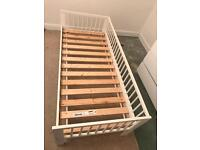 Ikea toddler bed - used condition