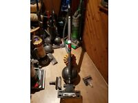 Dyson DC39 Vacuum Cleaner bagless tools 1 week guarantee no texing phone only with