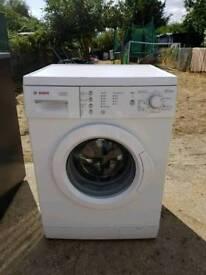 Bosch WAE28166GB washing machine 6kg capacity