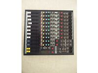 Soundcraft EPM8 analogue mixing desk