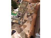 Harlequin Beige/Natural colour Pebble Rug, 170 x 240 cm, £60.
