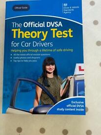 The official DVSA Theory Book
