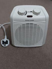 2kW Table Fan with heater