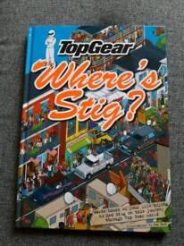 Where's Stig book