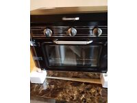 Brand new 2 burner with oven stove for caravans