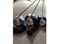 Taylormade Jetspeed Golf Woods Set