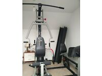 DKN studio 9000 GYM with Leg press