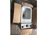 Close coupled WC brand new still boxed