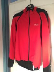 gore bike wear windstopper soft shell
