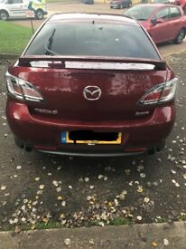 Mazda 6 2.5 Sport High Spec