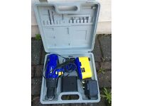 Electric drill /Screw driver set with charger