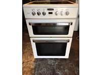 LEISURE ELECTRIC COOKER CREAMIC 60CM USED