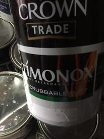 Crown paint Timonox