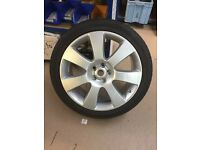 BRAND NEW RANGE ROVER WHEEL & TYRE FOR THE PRICE OF THE TYRE