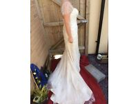 Jolies - Nicole Wedding Dress Size 8-10