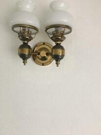 Classic wall and ceiling lights