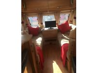 Great condition 2009 6 berth touring caravan for sale