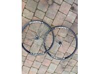 Bomber Downhill mountain bike wheel set