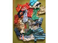 Large clothes bundle boys 2-3